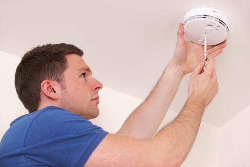 Have at least one audible carbon monoxide alarm installed in your home