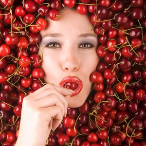 Cherries are a good source of collagen and contain other bone-supporting nutrients