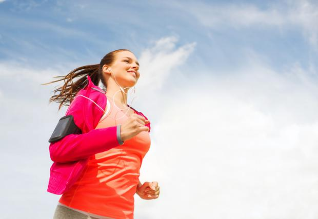 Physical exercise is one of the quickest ways to move our mind into a positive frame