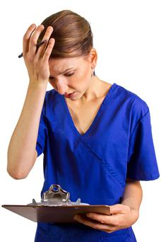 Research: An online study is to look at the issue of burn out for nurses