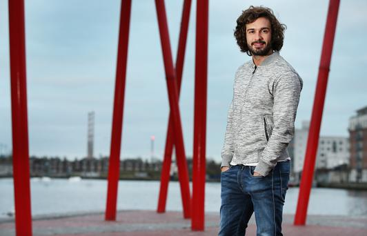 Joe Wicks: 'You can have fun, but you have to keep training'. Photo: Steve Humphreys