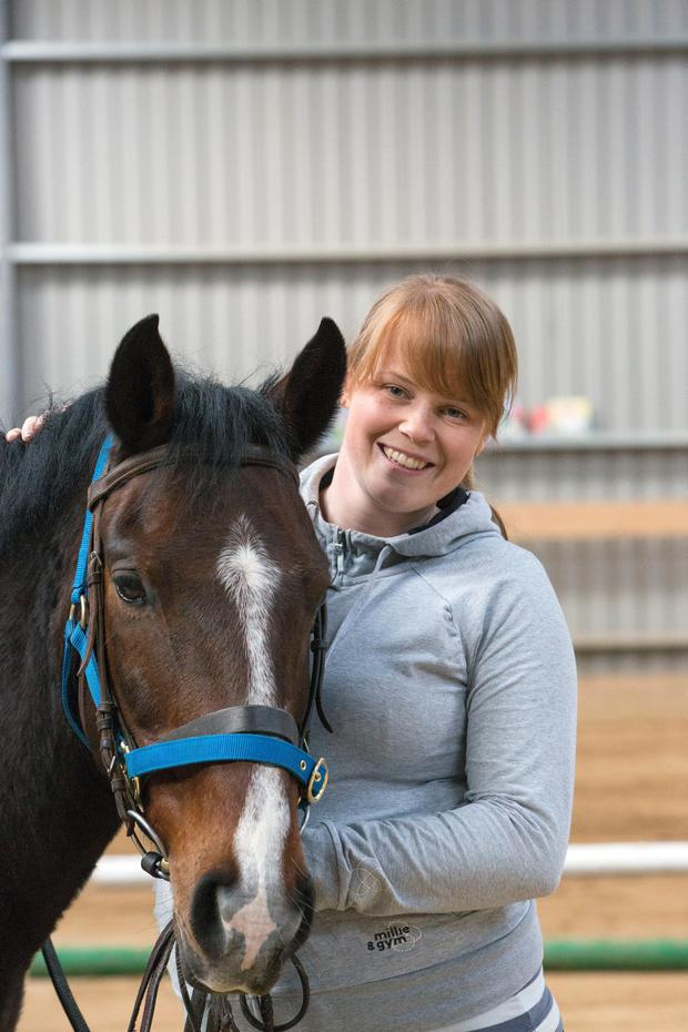 Occupational therapist and Strides owner Sarah Beasley