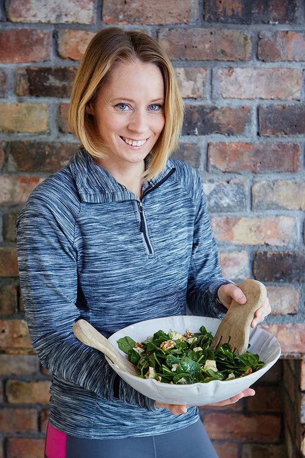 Derval O'Rourke: Be consistent with your fitness routine