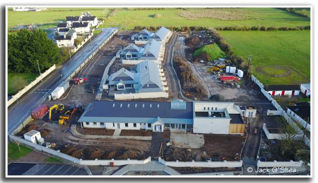 Opening this year: The CareBright centre in Limerick will have 18 homes