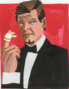 007: Roger Moore