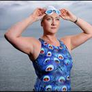 Wave of euphoria: Tiffiny Quinn says her social life exploded when she joined Dublin Swimming Club