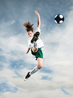 Women who play sport are more likely to report a higher score for mental well-being