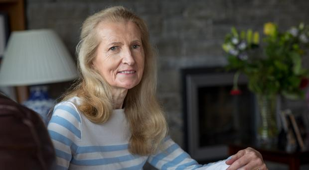 Former midwife Ann Hogan at her home in Tramore, Co Waterford. Photo: Dylan Vaughan