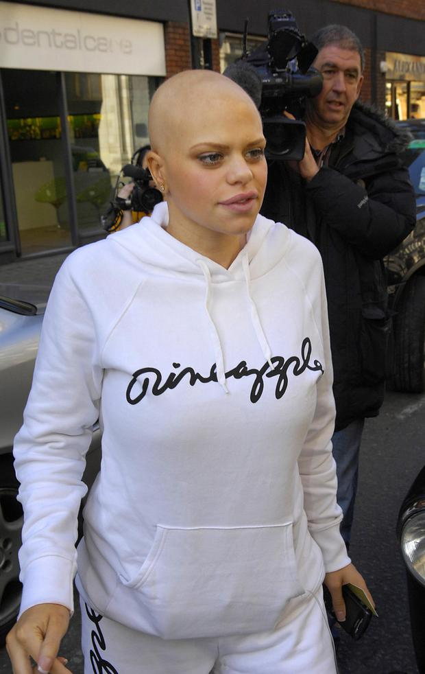 Reality: Jade Goody died after a short battle with cervical cancer in 2009