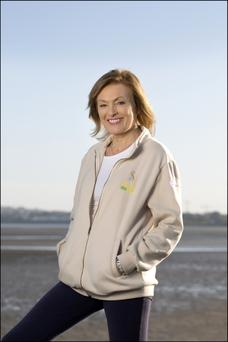 Mary Kennedy - constantly on the go