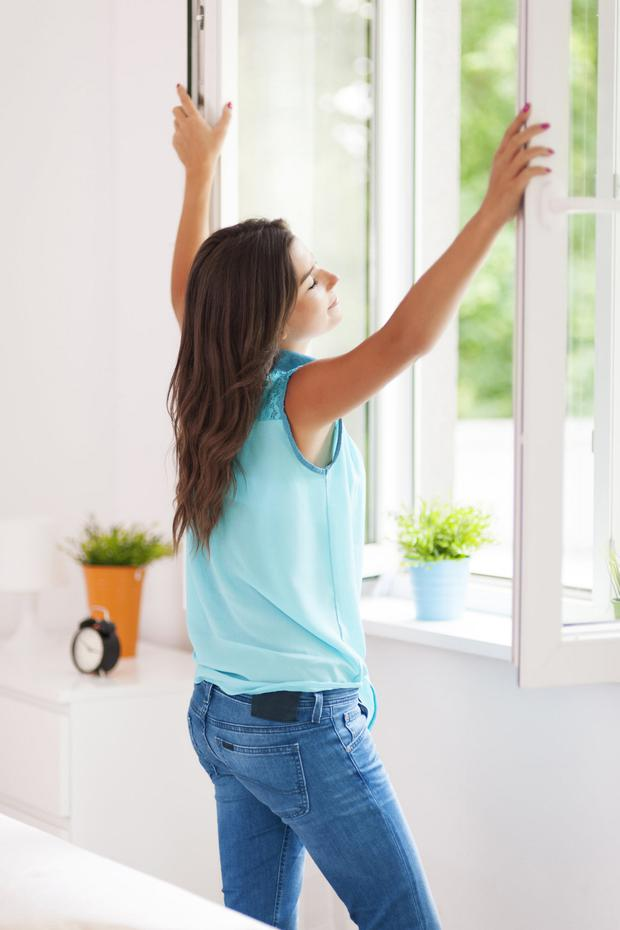 There are simple measures you can take to improve your indoor air quality