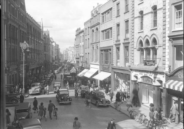 Messrs Fannin at 41 Grafton Street