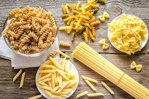 Not only does pasta not cause weight gain, but three meals a week can help people drop more than 1lb over three months. Stock Image