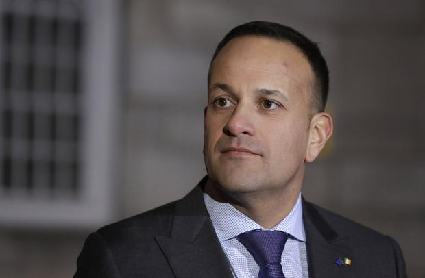 Leo Varadkar had to backtrack on his supplements comments. Photo: Damien Eagers/INM