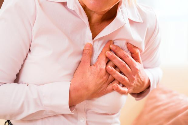 Heart attack risks higher on Christmas eve