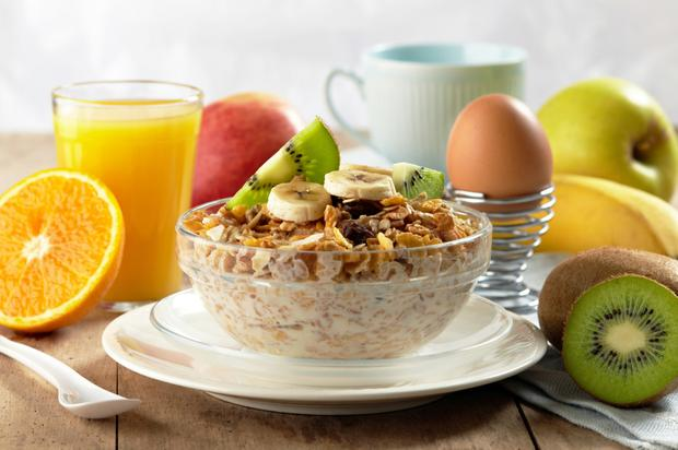 Breakfast 'does not help you lose weight'