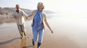 Living by the sea can have a positive impact on an older person's health and reduce the risk of depression