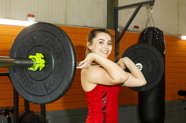 Leah Cheung photographed at Postural Alignment and Fitness Ireland, Wexford. Photo: Mary Browne