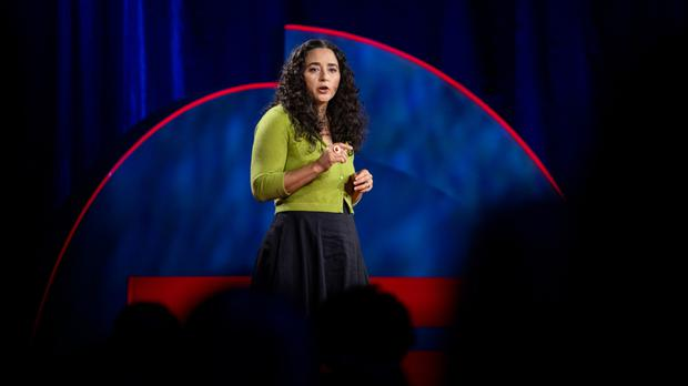 Soraya Chemaly says anger can be good for us