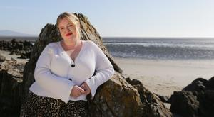 Sarah Tyrrell loves her body now after years of self-loathing. Photo: David Conachy