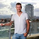 Cycling star Nicolas Roche pictured at the Irish Independent offices in Dublin Picture: Frank McGrath