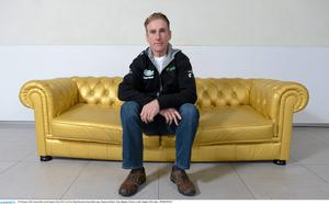 Sean Kelly, who was world number 1 for six years. Photo: Sportsfile