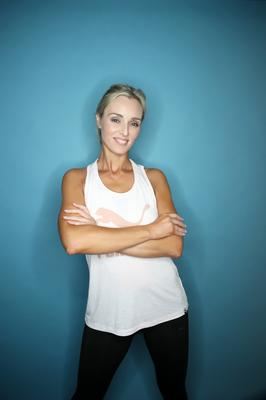 Fitness expert Siobhan Byrne photographed at Loft53. Picture: Marc O'Sullivan