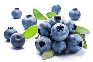 Blueberries are said to boost short-term memory