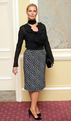 Alison Doody was at the ISPCC ladies lunch at The InterContinental Hotel in Ballsbridge last friday
