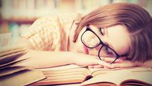 A healthy diet can improve concentration and ward off tiredness during study.