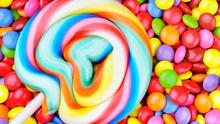 Children who eat sweets every day are at particular risk of tooth decay