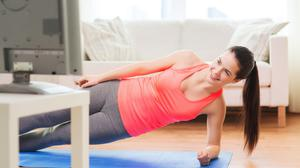'Pilates is an excellent way to build on the core muscle groups'