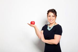 Health & Living resident dietitian Orla Walsh kick-starts your healthy new year. Photo: Marc O'Sullivan