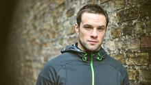 Niall Breslin, aka Bressie, has recently started a blog known as my1000hours, tackling mental and emotional fitness as well as physical fitness. Photo: El Keegan