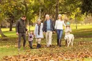 Family walks for autumn. Photo: Sunday Independent