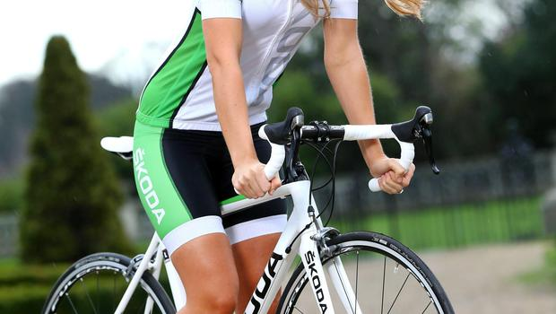 Vogue Williams will take part in the Skoda Cycle Series in Wexford on Sunday, June 21