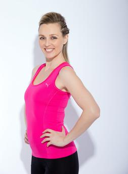 Siobhan Byrne - core training should be a key component of your routine