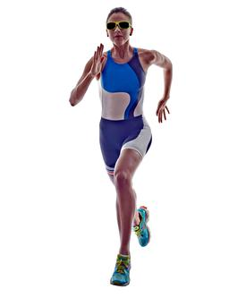 If your triathlon training is causing pain, it's best to rest up or face causing injury