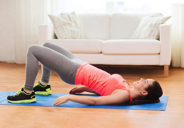 Glute-on for punishment: Work those bum muscles