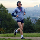 Trail finder: Don't of running overdo it at the start like Simon Pegg in Run Fatboy Run
