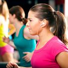 Beat it: Listening to music or podcasts can help you get the most out of exercise