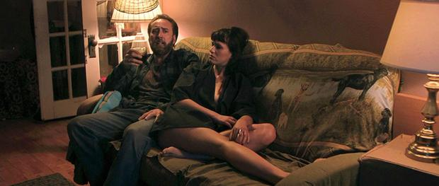 Adrienne in Joe with Nicholas Cage