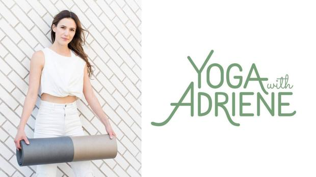 39477995a65 Yoga with Adriene  Yogi had dreams of being a Hollywood actress ...