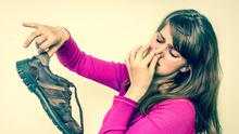 There are some simple home remedies to help with the smell