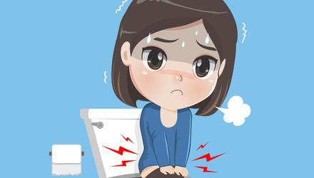 Constipation is a source of embarrassment for many people, but it's important to get it checked out if it becomes a major issue