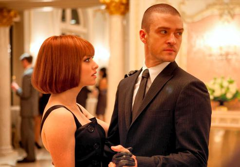 Lucky them: in the film 'In Time' Justin Timberlake and Amanda Seyfried's characters stop aging at 25.