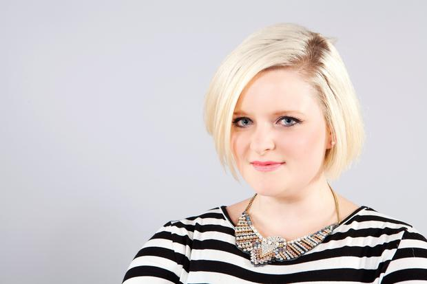 Louise McSharry has been diagnosed with Hodgkin's lymphoma