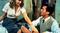 TOE THE LINE: We should all look after our feet, even if we can't have them checked out by Dr Simon Sparrow (Dirk Bogarde) in Doctor in the House