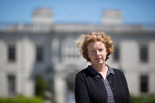 Improvement needed: Dr Suzanne O'Sullivan: Photo: David Conachy