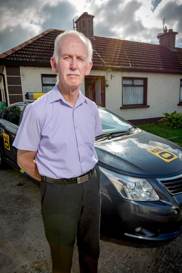 Martin Fox: his income and lifestyle deteriorated drastically after his prostate cancer diagnosis. Photo: Dylan Vaughan.